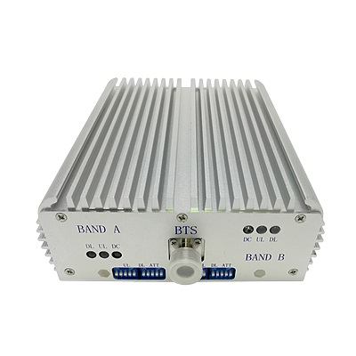 SOHO dual band repeater
