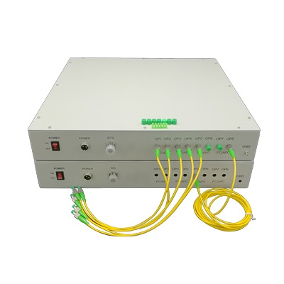 oDAS tri-band repeater