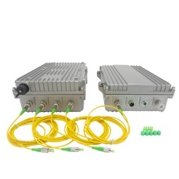 oDAS dual band repeater