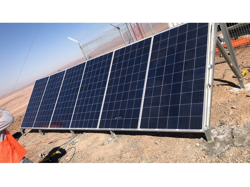 Solar Repeater System